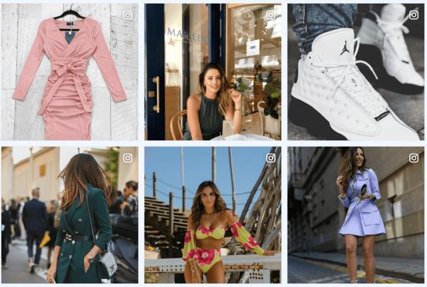 Shopify Instagram feed app